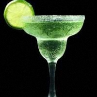 Водка зеленая