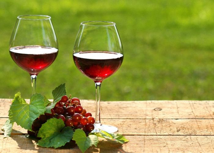 Как сделать вино из калины