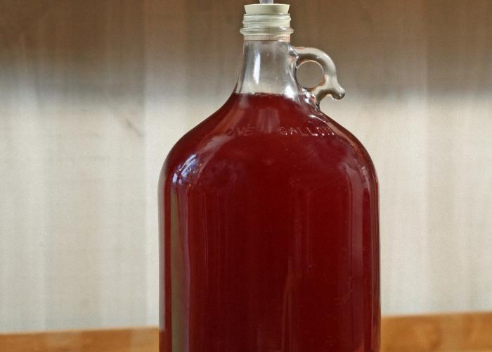 Вино из виноградного сока