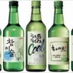 Корейское соджу