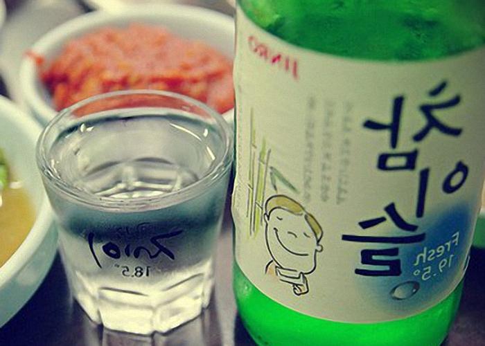 корейская водка соджу рецепт