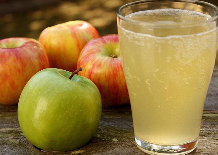 как приготовить брагу из яблок в домашних условиях видео