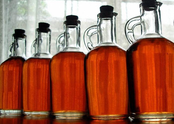 Как делать в домашних условиях виски
