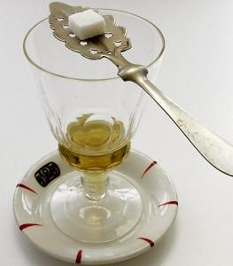Как надо пить абсент