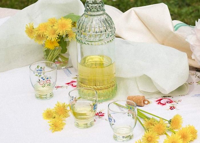 Вино из цветков одуванчика рецепт — pic 5