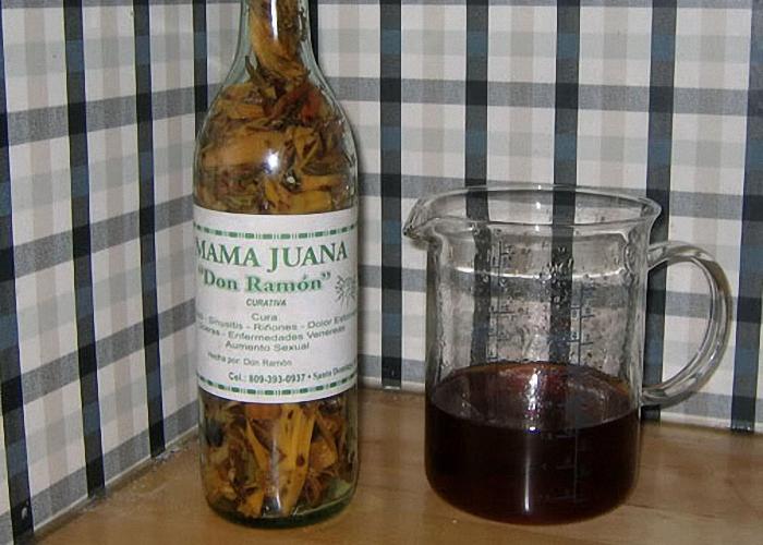 Настаивать мамахуану в стеклянной бутылке