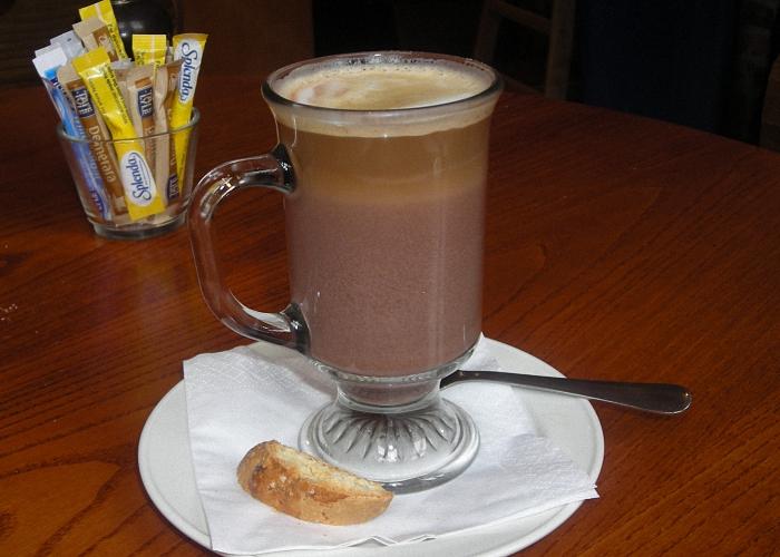 Рецепт кофе с ликером
