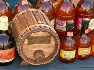 Славянский алкогольный напиток медовуха