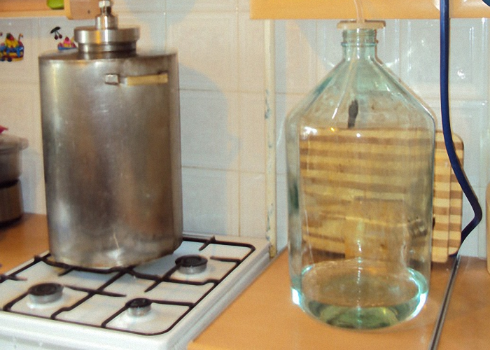 Приготовления чачи в домашних условиях 732
