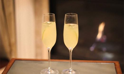 Грушево лимонное вино