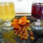 Рецепт домашнего вина из сухофруктов