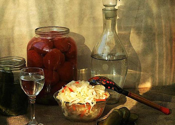 рецепт приготовления ржаной водки в домашних условиях