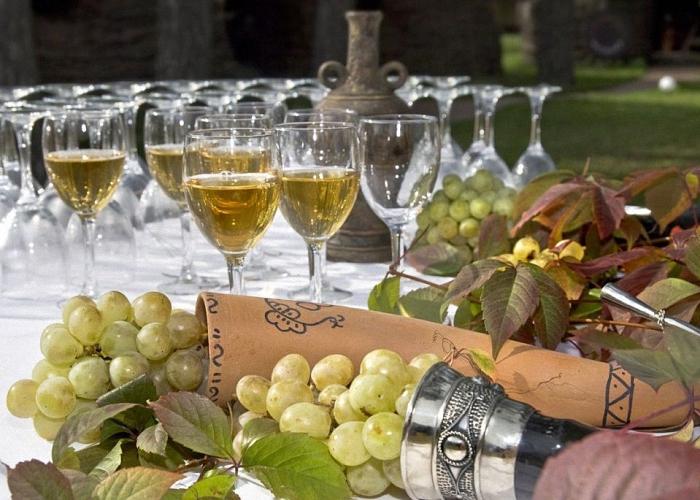водка настоянная на винограде рецепт