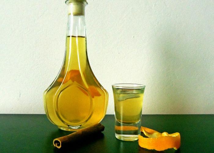 лимонный ликер с молоком рецепт