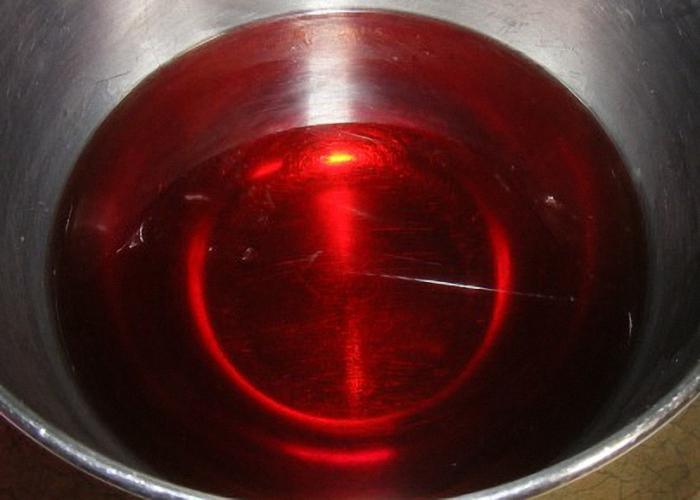 рецепт приготовления малинового сиропа