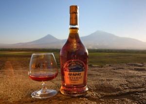 Как сделать армянский коньяк