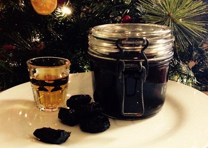 рецепты коньяка из водки с черносливом