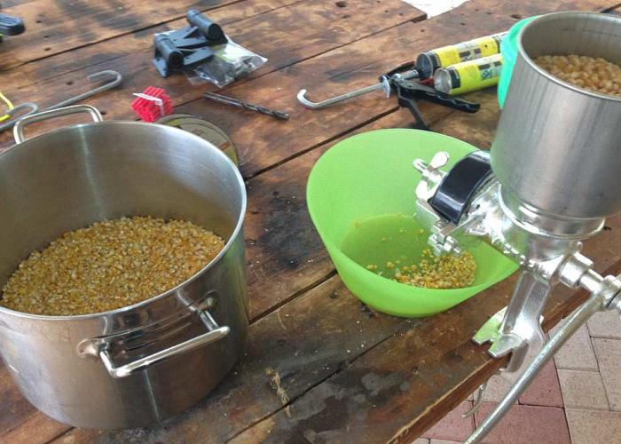 рецепт приготовления браги из кукурузы