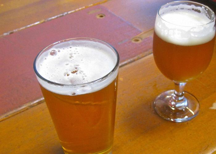 Пиво в домашних условиях из меда и 605