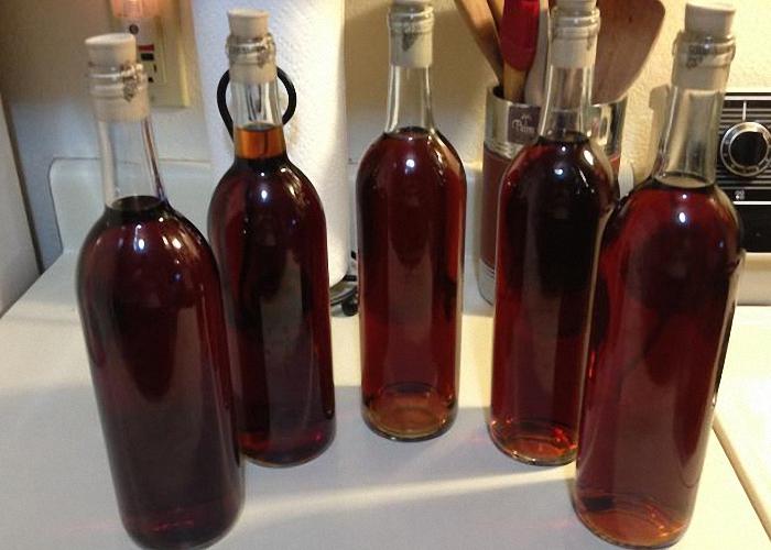 Рецепт приготовления домашнего коньяка из спирта 22