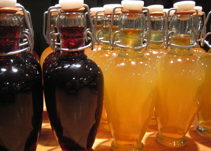 Вино из нектаринов в домашних условиях
