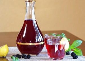 Домашнее вино из компота