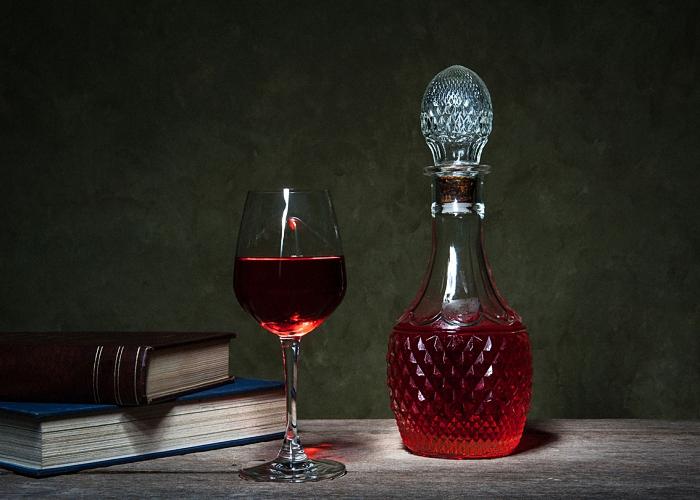 Домашнее вино из сливового варенья