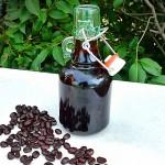 Домашний ликер из кофе