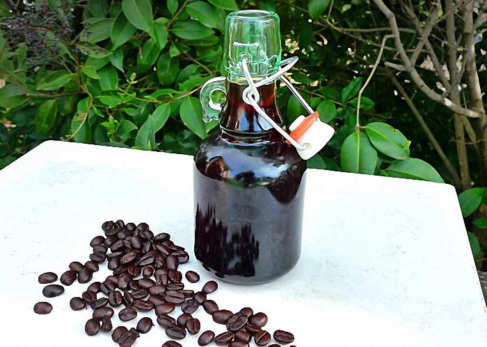 Как в домашних условиях приготовить кофейный ликер