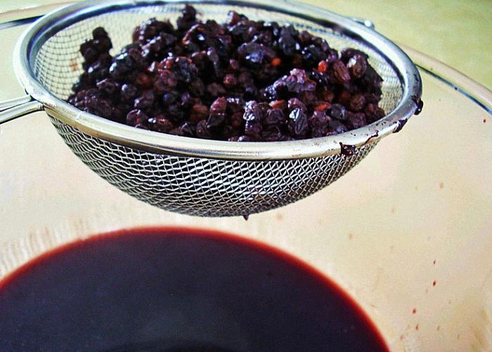 Как сделать сироп фруктовый 545