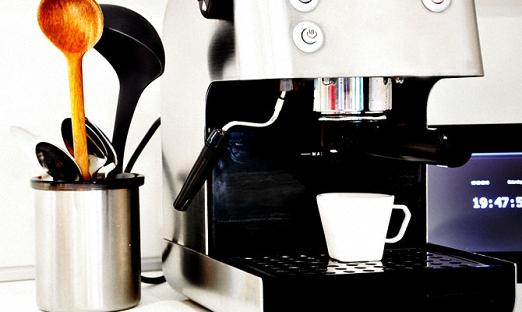 Из свежесмолотого кофе варим крепкий напиток