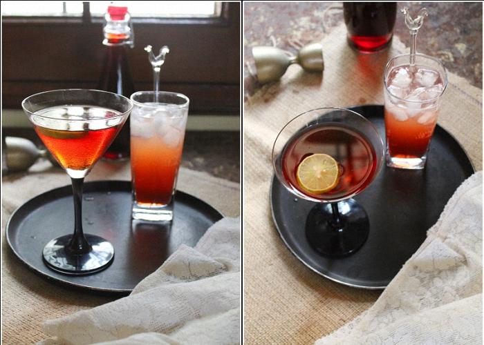 Как и с чем пить вишневый ликер