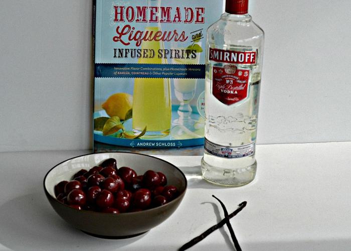 Как сделать крепкий вишневый ликер