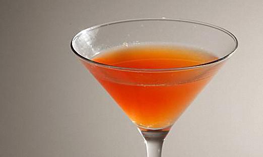Кофейно апельсиновый ликер с ванилью