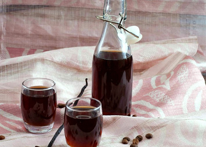 Кофейный ликер из самогона