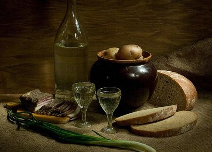 рецепт приготовления браги их муки для самогона