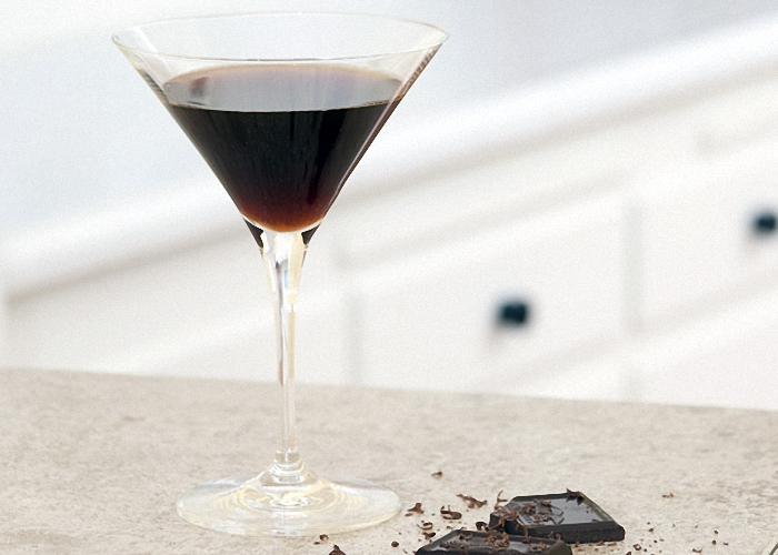 Шоколадный ликер на спирту