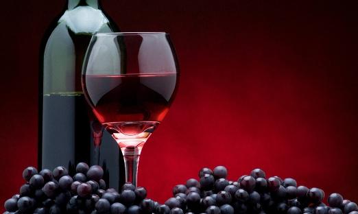 Виноградно малиновое вино
