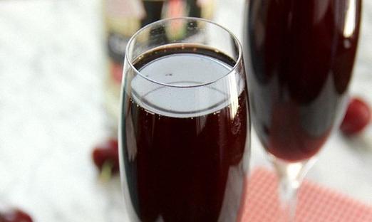 Вишнево смородиновое вино