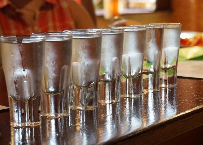 Домашняя водка из спирта