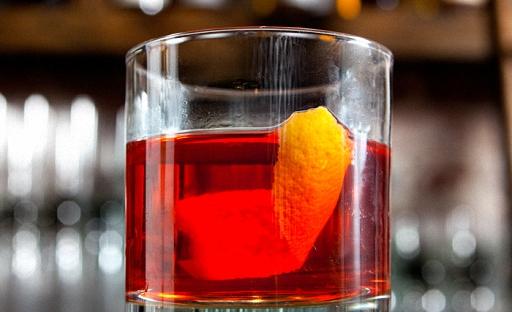 Коктейль из виски с водкой