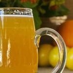 Квас из лимонов