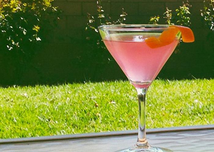 Ликер на водке и летних ягодах