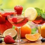 Ликеры и коктейли из водки