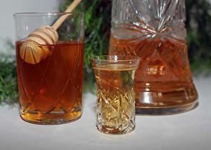 рецепт водка перец мед