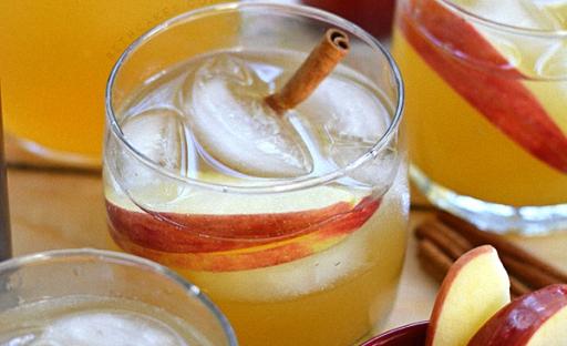 Напиток Кокосовое яблоко