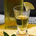 Настойка на спирту с лимоном