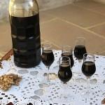 Настойка самогона на грецких орехах