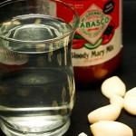 Рецепт чесночной водки