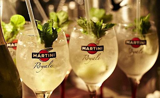 Рецепт коктейля на основе Мартини Бьянко